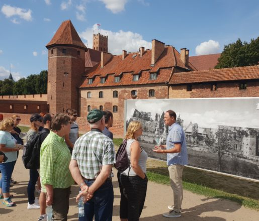 Malbork Castle Tour