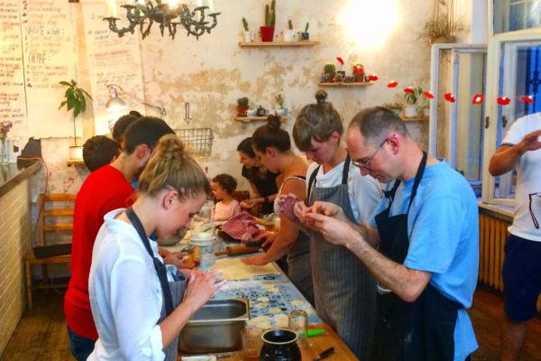Pierogi Workshop