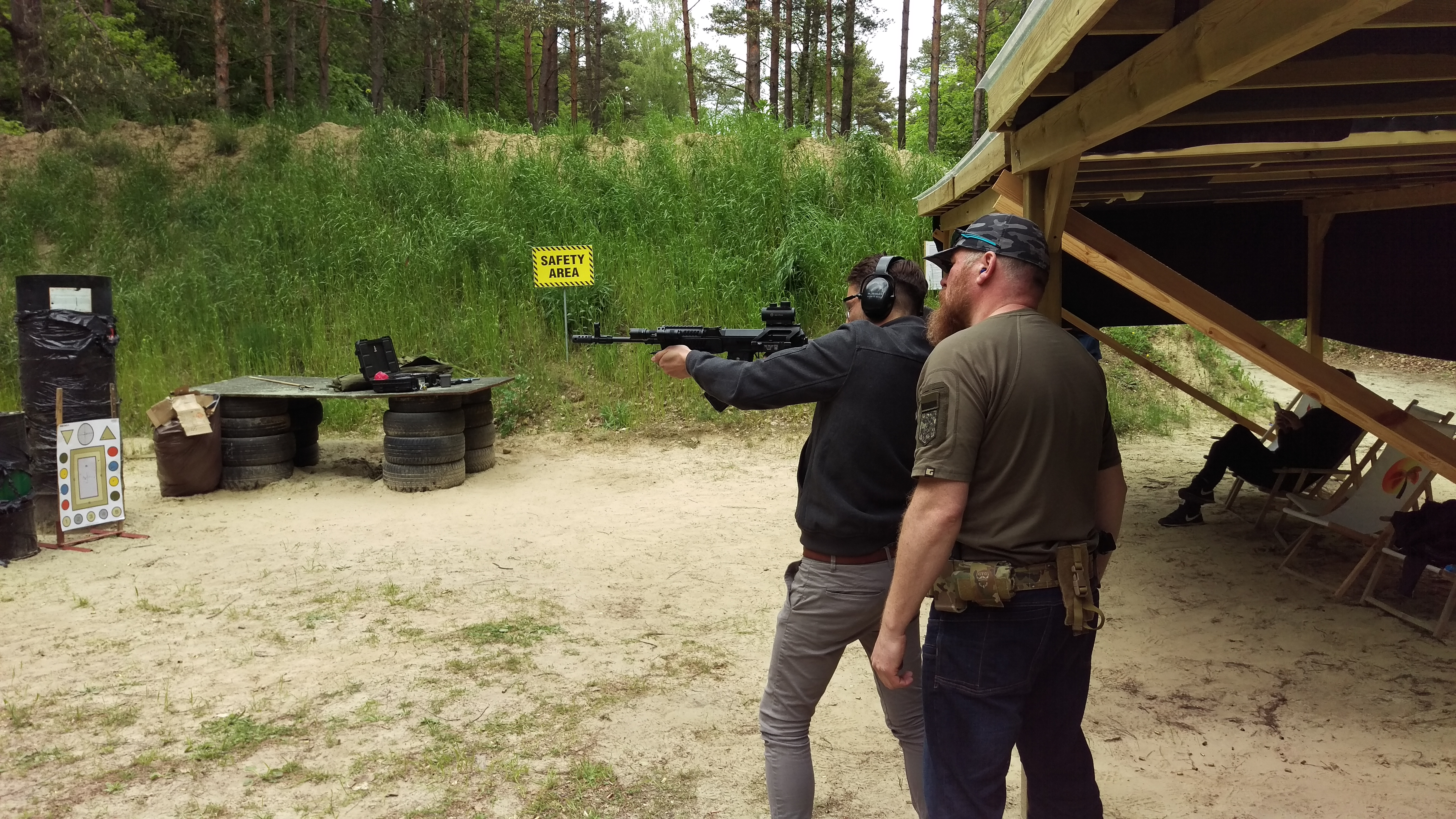 Shooting Range in Sopot | | Poland By Locals